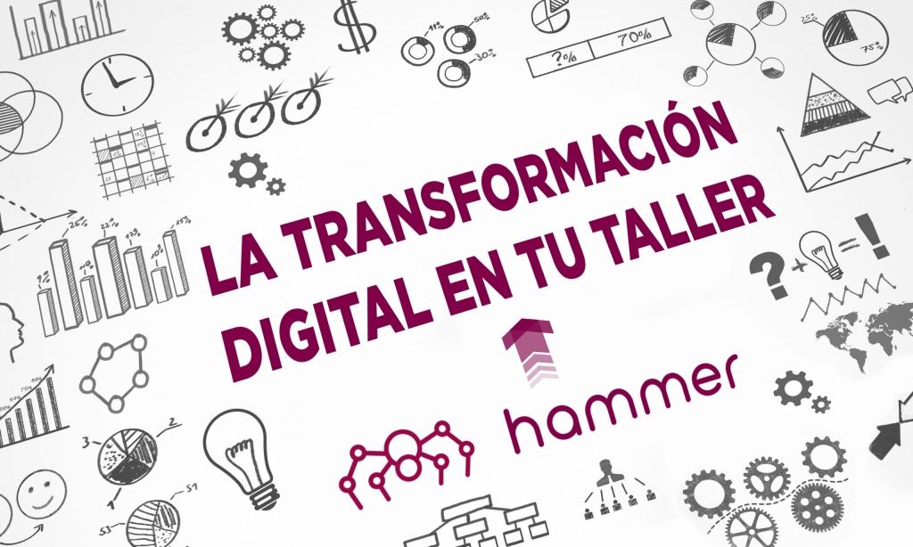 Transformación digital con Bezzier Hammer